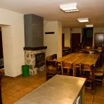 Salón Comedor Albergue Juvenil Canfranc