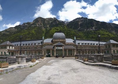 Estacion Canfranc