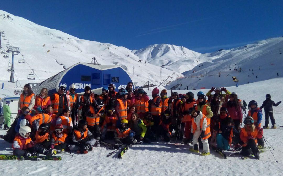 Comenzamos la campaña de esquí 2018
