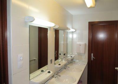Sala de baños 1 Lavavos